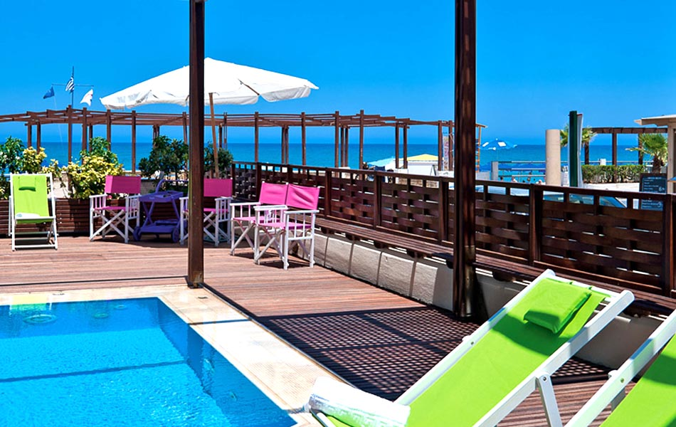 Steris Elegant Beach Hotel, Rethymno