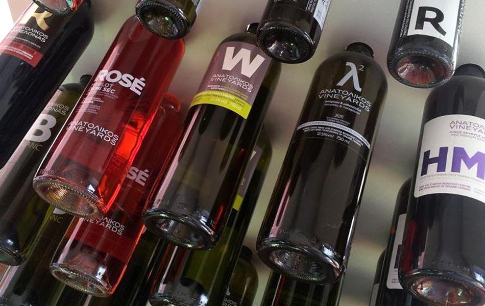 Προτιμήστε ελληνικά κρασιά!