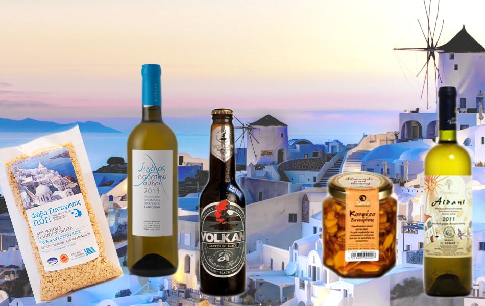 Santorini Products