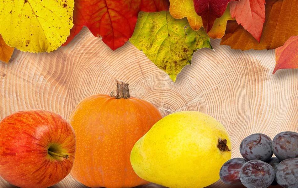 Συνοδέψτε το φθινόπωρο με τα φρούτα του