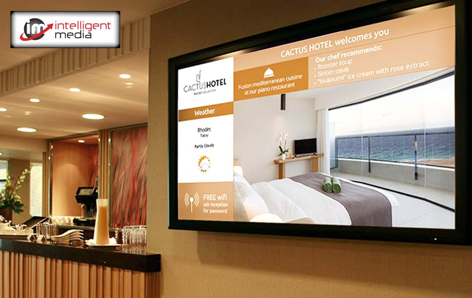 Intelligent Media: Ψηφιακή Σήμανση και στον τουρισμό